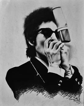Bob Dylan by Samantha Howell