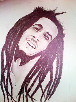 Bob Marley by Aileen Carruthers
