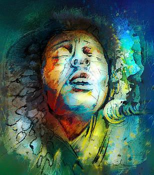 Miki De Goodaboom - Bob Marley Madness 10