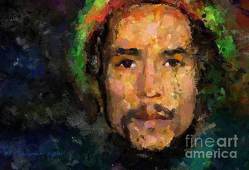 Bob Marley by Max Cooper