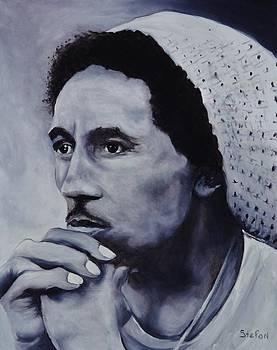 Bob Marley by Stefon Marc Brown