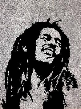 Bob Marley by Trevor Garner