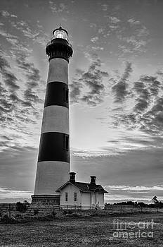 Dan Carmichael - Bodie Lighthouse at First Light II