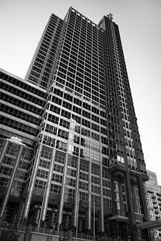 Steve Gadomski - Boeing World HQ Chicago B W