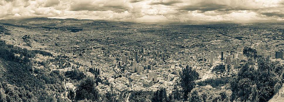 Bogota City by Alejandro Tejada