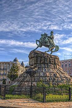 Matt Create - Bohdan Khmelnytsky Statue