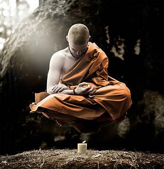 Bohemian Buddha by David Heger