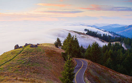 Bolinas Ridge 2 by Michael Fahey