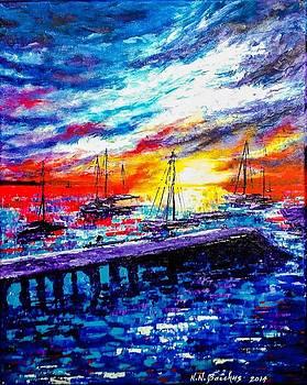 Bon Voyage by Naeema Bacchus