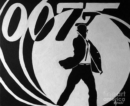 Bond - 007 by Apoorv Jain