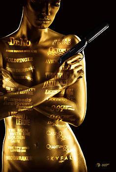 Bond 50 by Patrick Charbonneau
