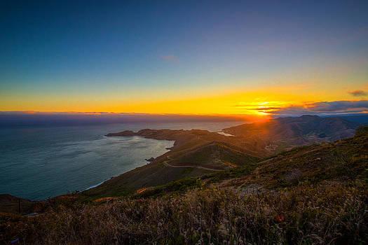Bonita Cove by Mike Lee