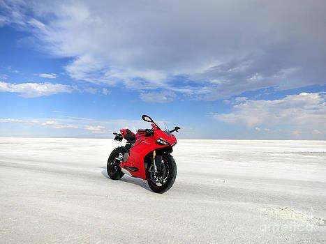 Bonneville Salt Flats by AntiHero
