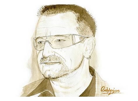 Bono by David Iglesias
