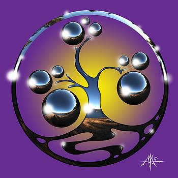 Bonsai Chrome Logo by Robert Fenwick May Jr