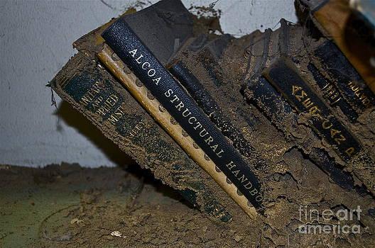 Gwyn Newcombe - Bookshelf Picking
