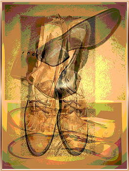 Joyce Dickens - Boots