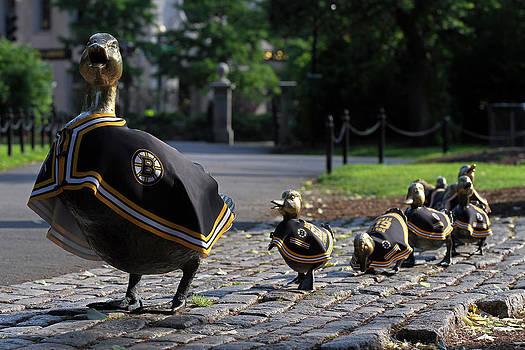 Juergen Roth - Boston Bruins Ducklings