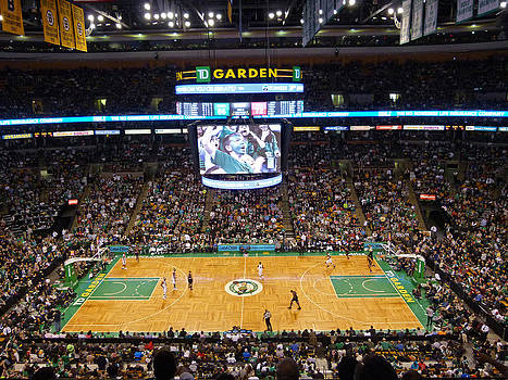 Juergen Roth - Boston Celtics