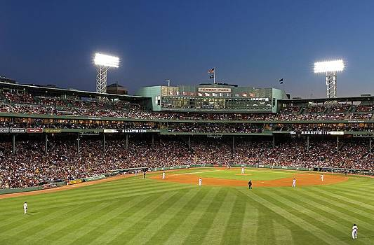Juergen Roth - Boston Fenway Park and Red Sox Nation