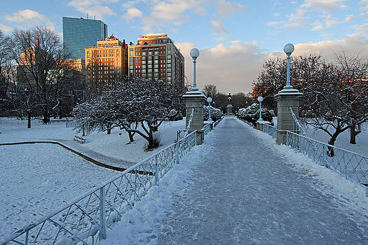 Juergen Roth - Boston in Winter