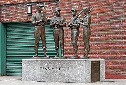 Juergen Roth - Boston Red Sox Teammates