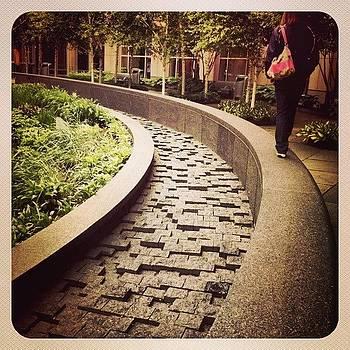 #boston #travel #pattern #walk #bag by Shawn Who