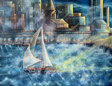 Boston's Port of Call by Denise Armstrong