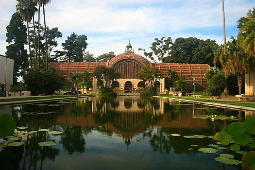 Botanical Gardens Building by Scott Cunningham