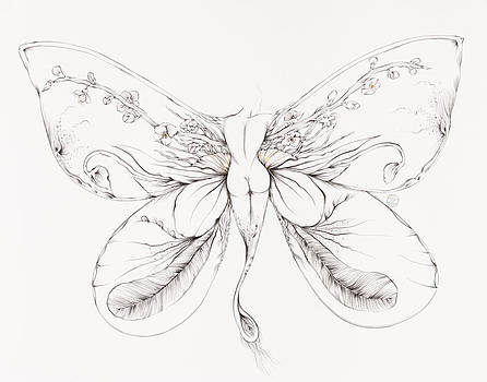 Botanicalia Jennifer by Karen Robey