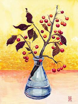 Bottled Autumn by Katherine Miller