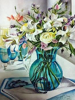 Bottled Blues by Shagufta Mehdi