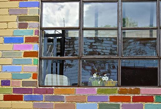 Boulder Window by Rhonda DePalma