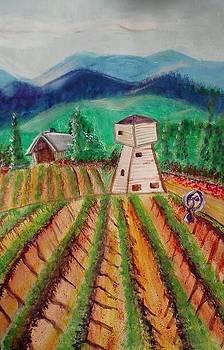 Bountiful Harvest by Carol Duarte