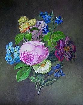 Bouquet by Tanya Buryak