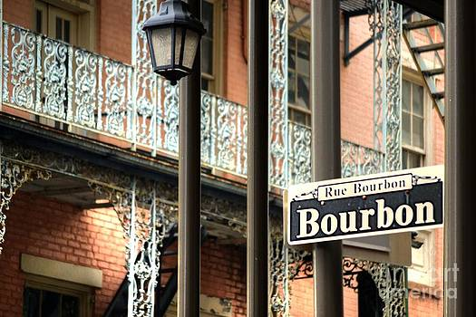 Bourbon Street 2013 by Timothy Lowry