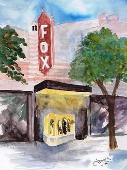 Box Office is Open at the Fox by Sandi Stonebraker
