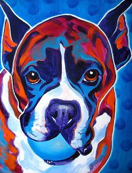 Boxer - Atticus by Alicia VanNoy Call
