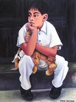 Boy from Janitzio by Susan Santiago