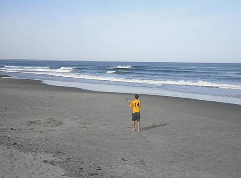 Kate Gallagher - Boy On Beach