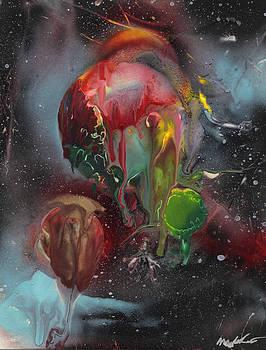 Brain Bleeding Planet by Mike Cicirelli