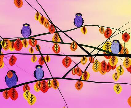 Branches singers V2 by GuoJun Pan