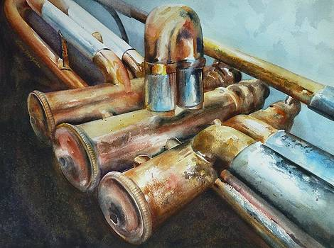 Brass by Donna MacLure