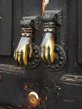 Xueling Zou - Brass Knockers
