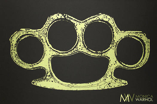 Brass Knuckles by Monica Warhol