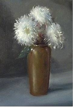 Brass Vase by Rich Alexander
