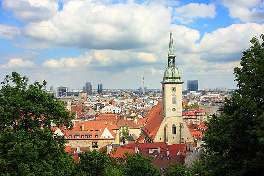 Alex Sukonkin - Bratislava Saint Martin Cathedral