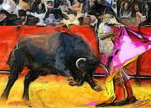 Brave Beast by Francisco Sanchez Salas
