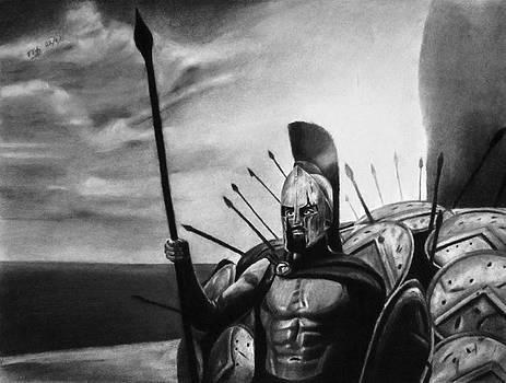 Brave Loyal Defender by Vishvesh Tadsare