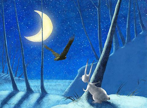 Brave Rabbit by Dmitry Rezchikov